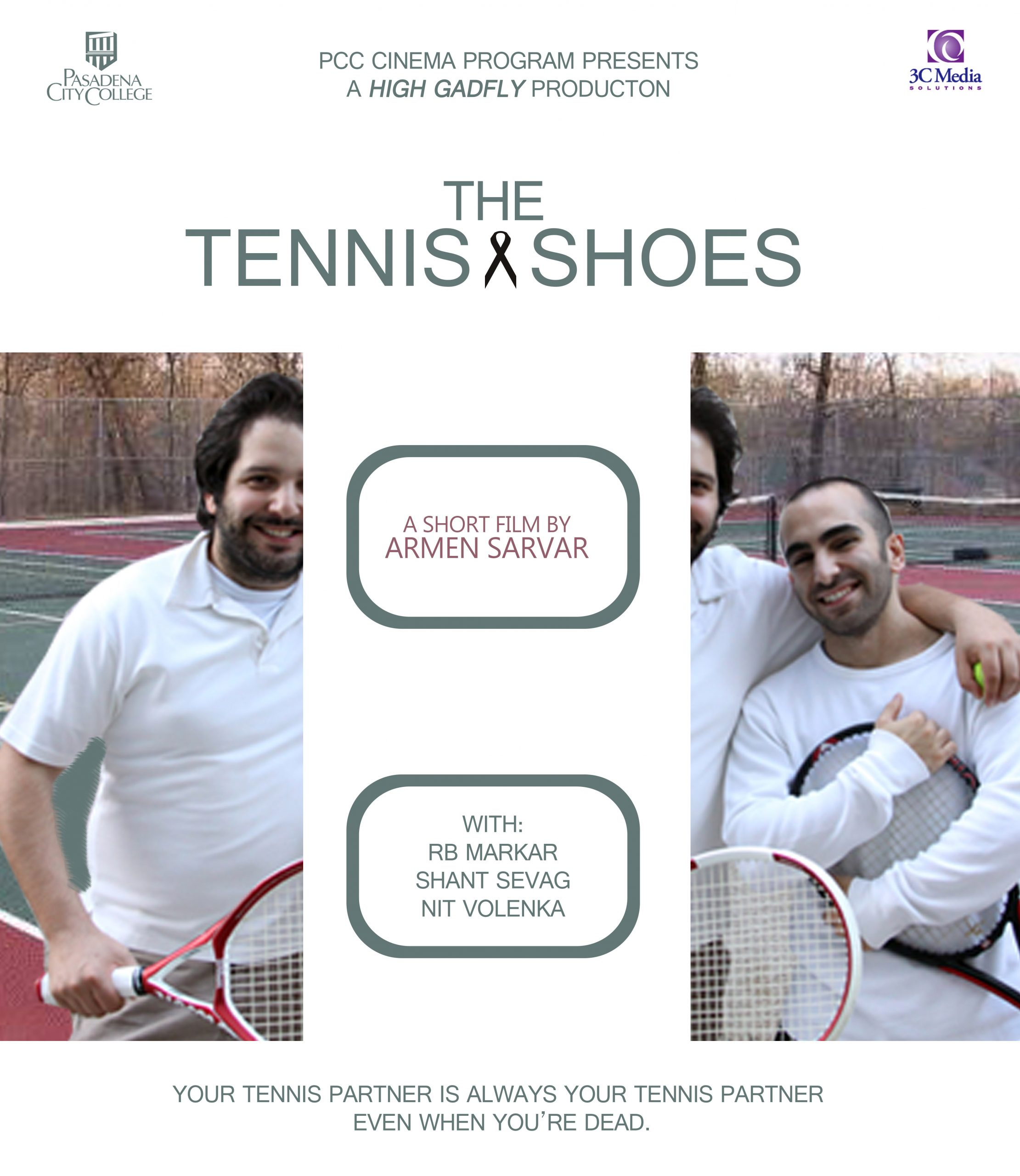 """""""The Tennis Shoes"""" Awarded Second Prize"""