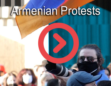 Armenian-Protests